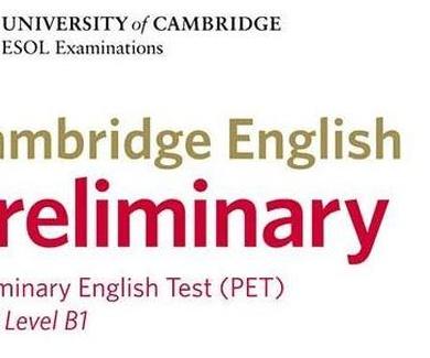 Nuevo curso de preparación de PET (B1)