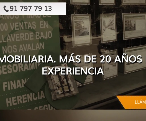 Inmobiliarias en Madrid | Tecnocasa Estudio Villaverde