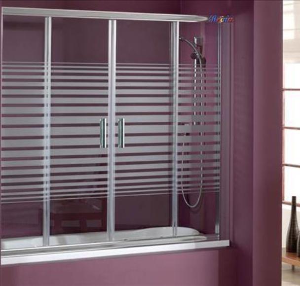Mamparas de baño: Fabricación y venta de Mundo Aluminio