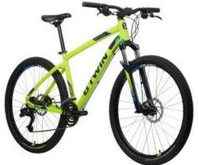 Posición del sillín en la bicicleta