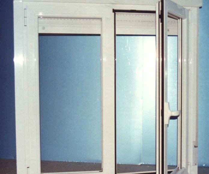 Carpintería de Aluminio: Productos de Talleres San Bernabé