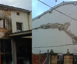 Estado inicial vivienda unifamiliar de Alesanco