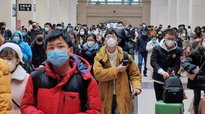 Cuarentena en Wuhan: atrapados en el epicentro del coronavirus