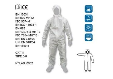 Protección quimica
