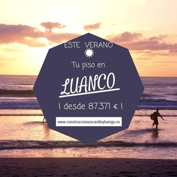 Tu vivienda en Luanco, Asturias
