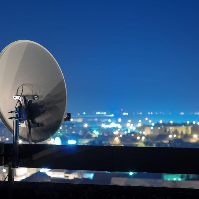 Instalar una antena en una comunidad de vecinos