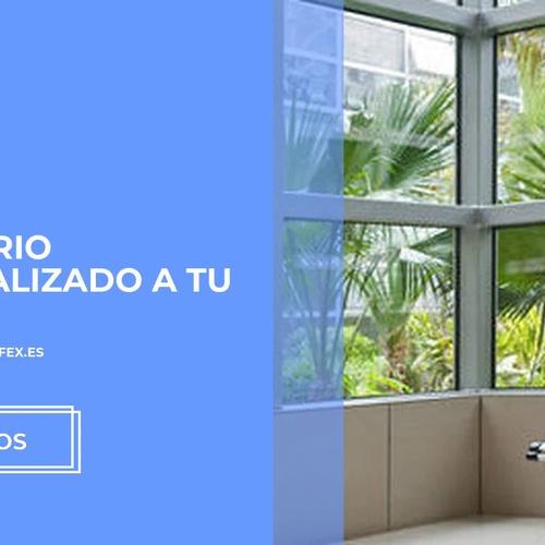 Carpintería de aluminio en Murcia | Alumifex, S.L.