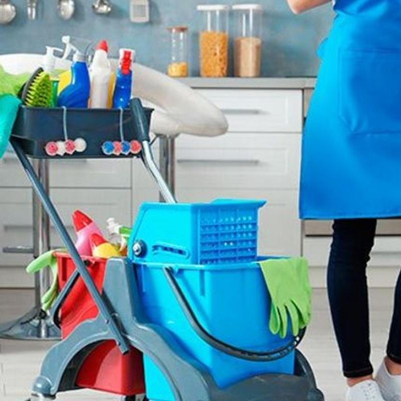 Limpieza doméstica: Servicios de Serdicam Tenerife