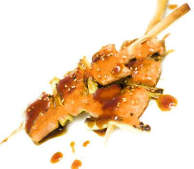 59.pincho de gamba: Sushi King Restaurante
