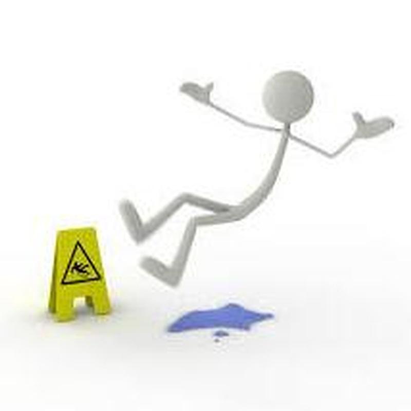 accidentes y daños