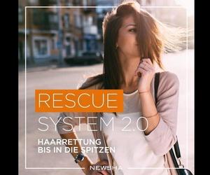 Nuevo tratamiento reparador rescue 2.0 newsha