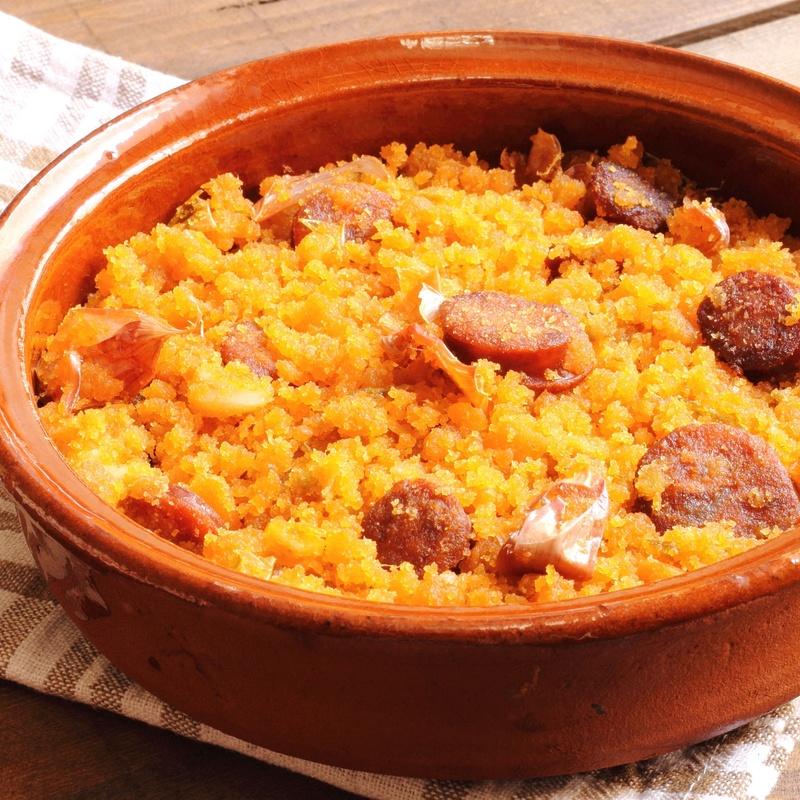 Rincón alpujarreño: Carta de Restaurante Abuxarra