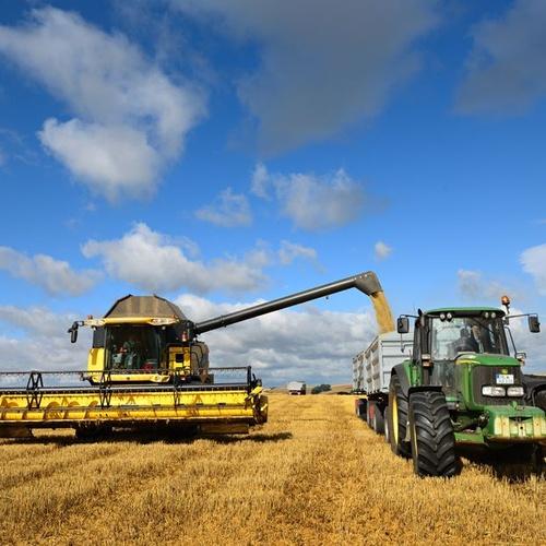 Venta de maquinaria agrícola