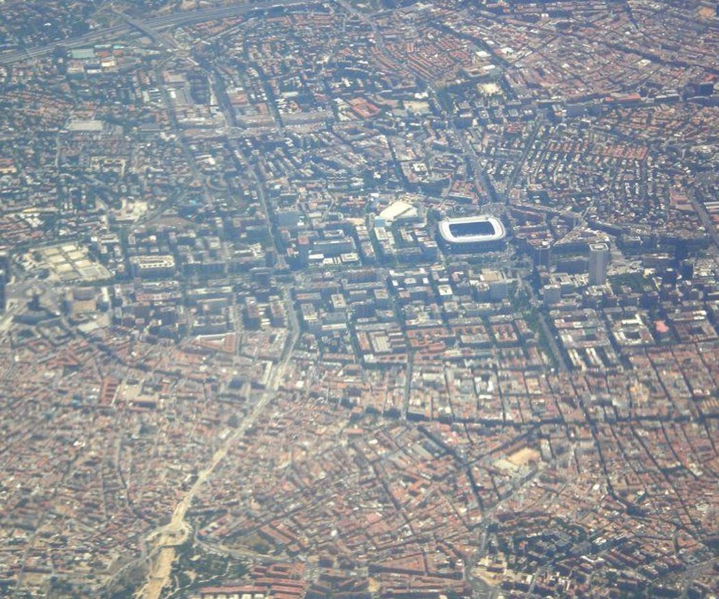 Georreferenciación contra la delincuencia en las ciudades