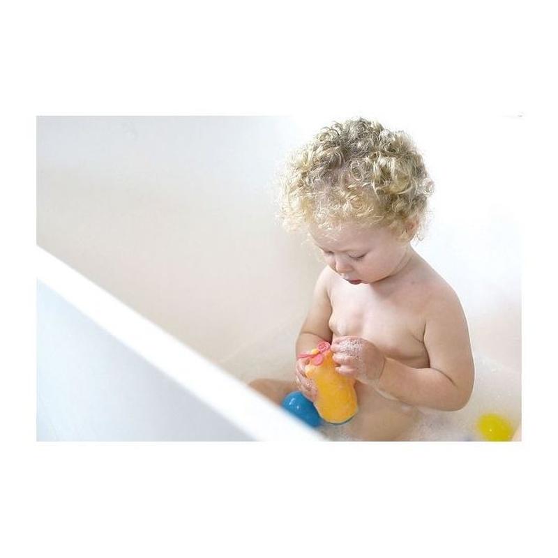 Juguete Baño Silicona Marcus & Marcus Submarino Amarillo: Productos de Mister Baby