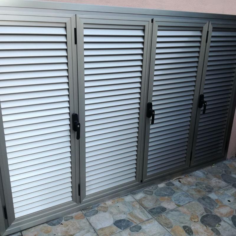 Carpintería de aluminio: Servicios de Chemasol