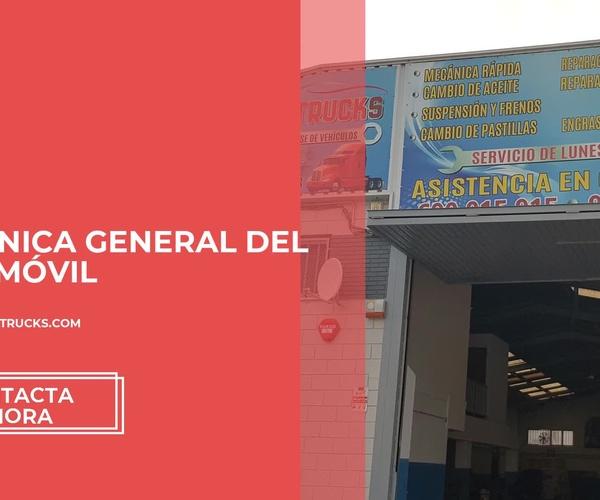 Taller mecánico de camiones en Valencia | Resmonturcks
