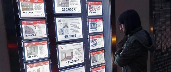 La compraventa de vivienda usada supera ya las cifras de 2008 El renovado apetito inmobiliario se ce