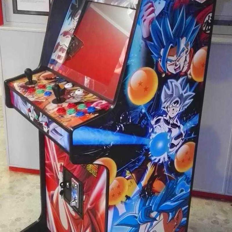 Máquinas arcades : Catálogo de Hinchables Happy Jump