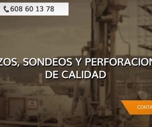 Empresas de perforaciones en la sierra de Madrid: Sondeos Seymar
