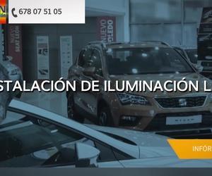 Iluminación led en Alcalá de Henares | Osan Iluminación