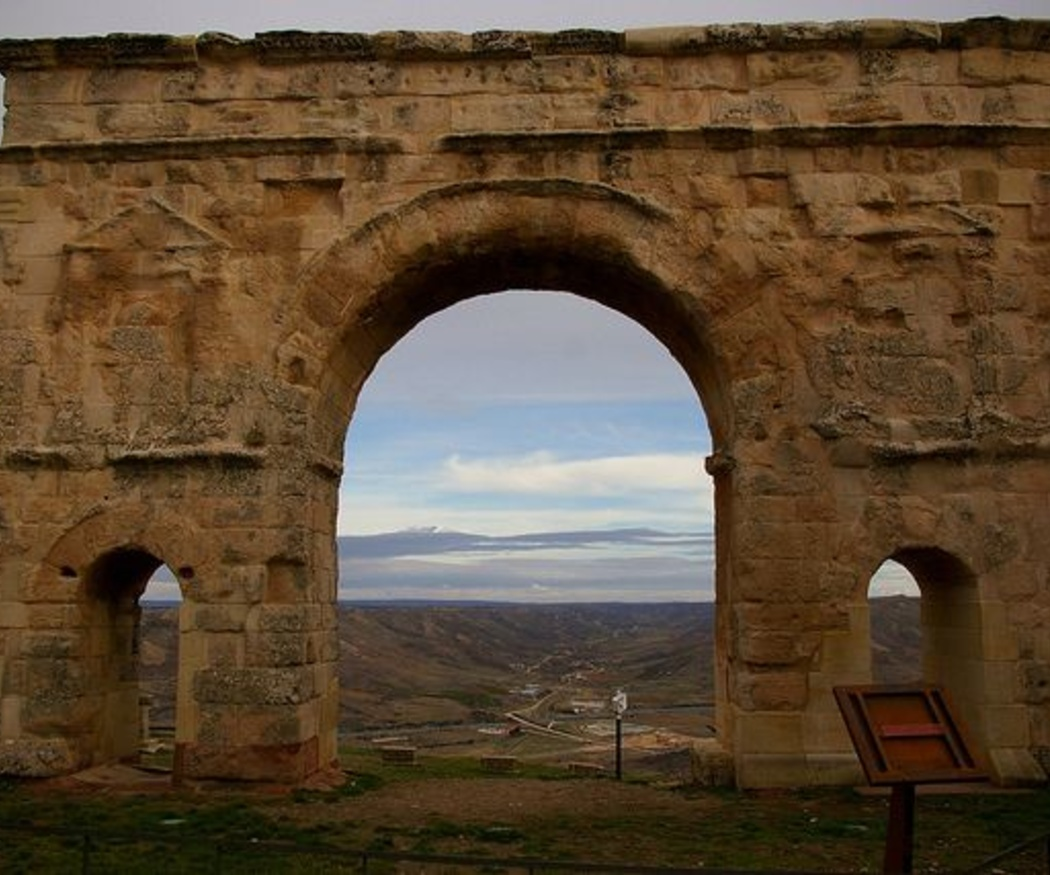 5 monumentos que ver en Medinaceli