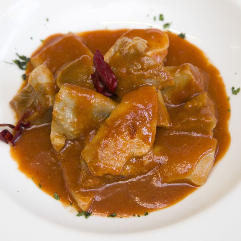 Carnes: Cartas y menús de Restaurante Artebakarra