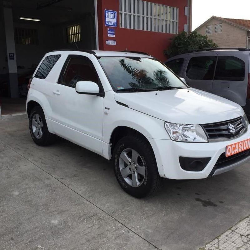 Suzuki Vitara 1.9 DDIS JXE 129CV: Vehículos de ocasión de OCASIÓN A LAGOA