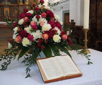 Flores para bodas: Servicios de Floristería Abolengo