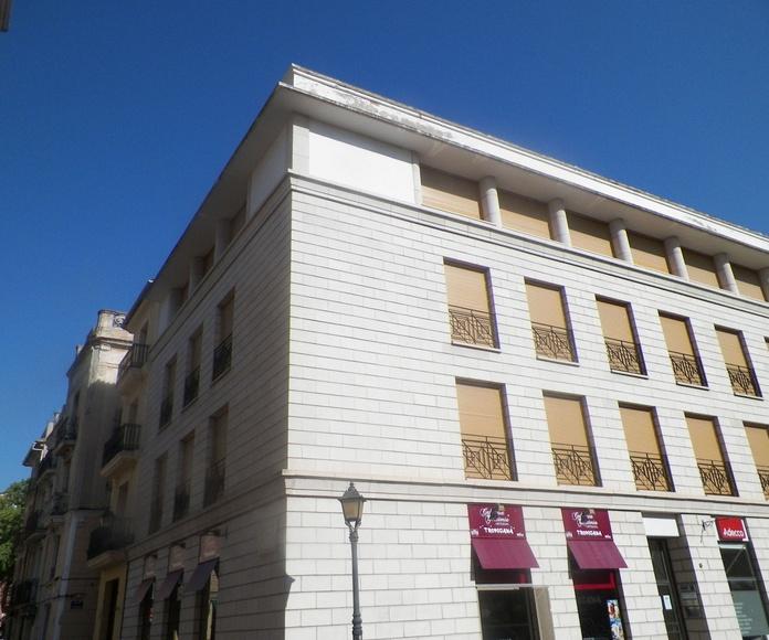 Bufete de abogado de Carles Aranda Mata en Alzira