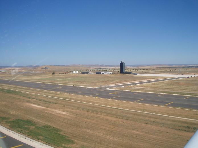 Una empresa china compra el aeropuerto de Ciudad Real por 10.000 euros
