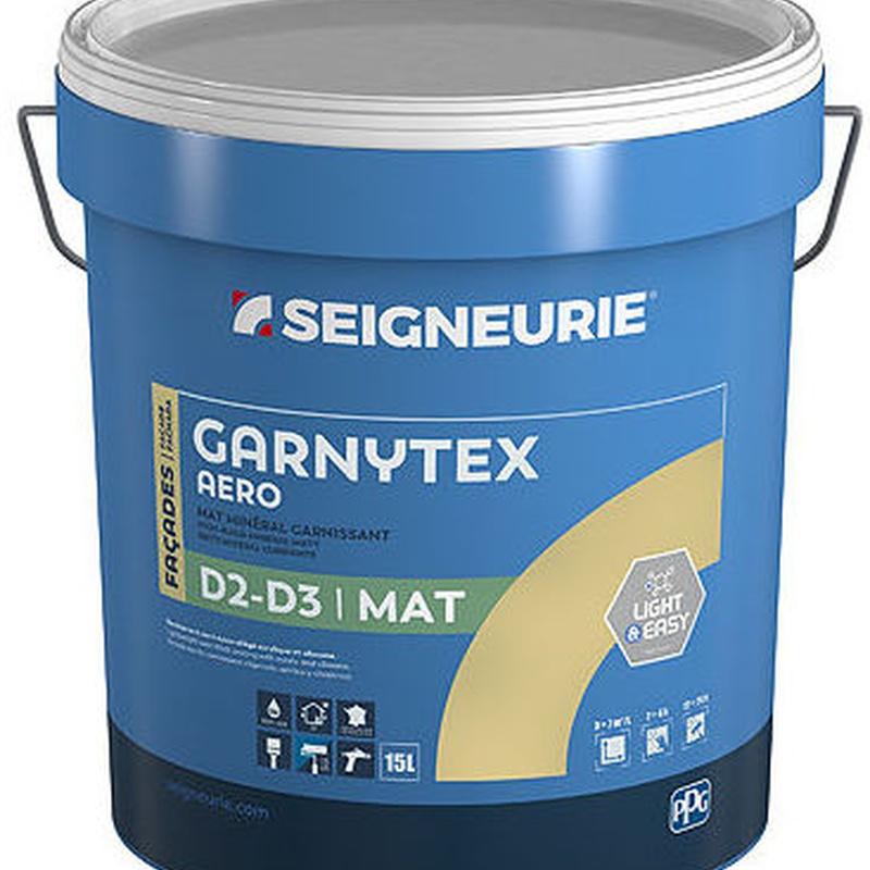 GARNYTEX MAT AERO de Seigneurie el almacén de pinturas en pueblo nuevo.