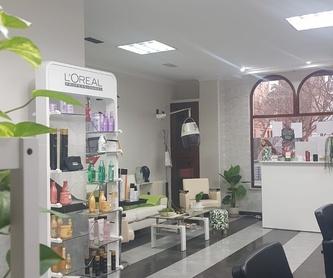 Manicura y pedicura : Nuestros Servicios de Salón de Belleza La Coquette