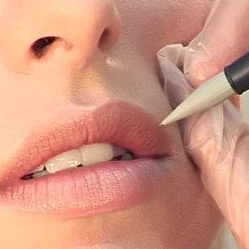 Micropigmentacion en labios.: Servicios de Duo Stetica