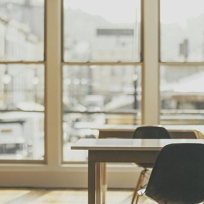 El mantenimiento de las ventanas de pvc