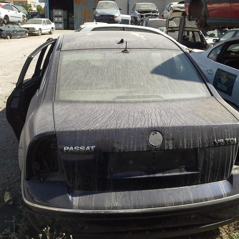 Volkswagen Passat en Desguaces Clemente de Albacete