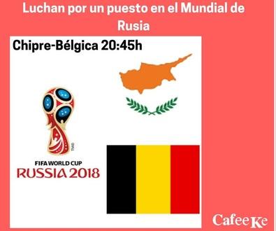 """Los """"Red Devils"""" buscan plaza en el Mundial de Rusia 2018"""