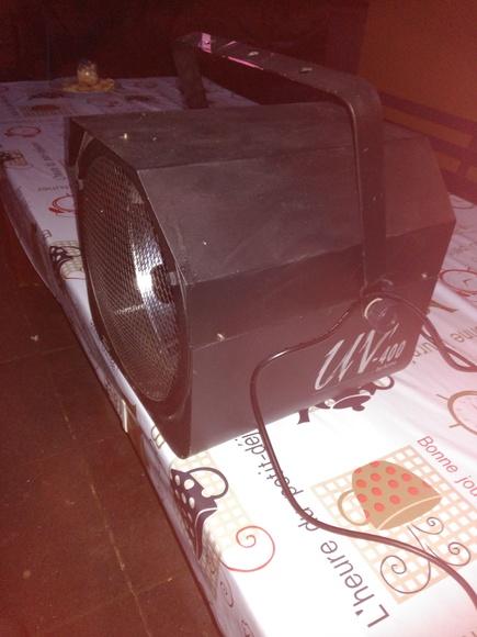 Proyector UV: Servicios de JCL Alquiler de sonido