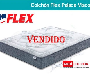 "COLCHÓN ""PALACE VISCO GEL"""
