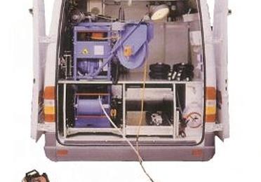 Inspección y reparación de tuberías sin obra