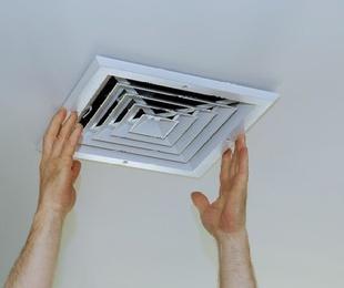 Reparación de SHUNT de ventilación de calderas de gas