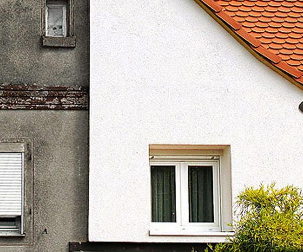 La pintura de fachadas, por fases