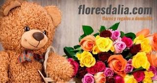 Flores de San Valentin. Enviar ahora mucho más fácil con www.floresdaliamallorca.es