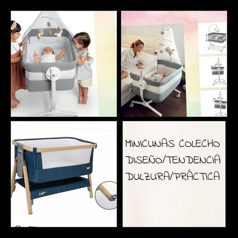 Minicunas: Nuestros productos de Tréboli Kids
