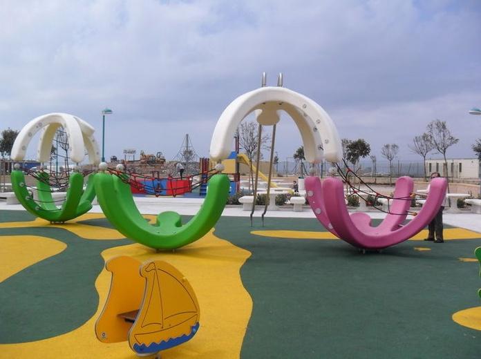 Parques infantiles: Productos de Flama Levante
