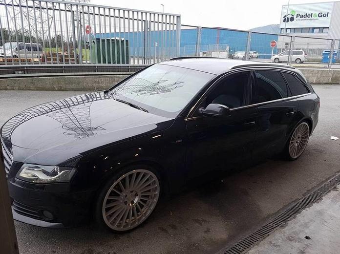 Audi A4 B8 Avant - Rotiform INDT