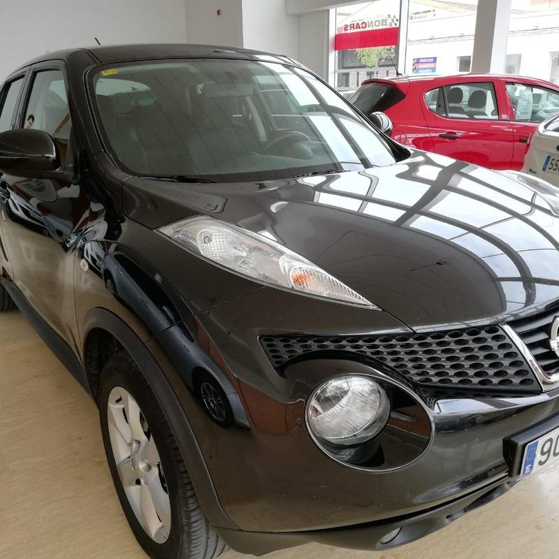 NISSAN JUKE 1.6 DIGT SHIRO 4X2 5p.: Nuestro Stock de Bon Cars