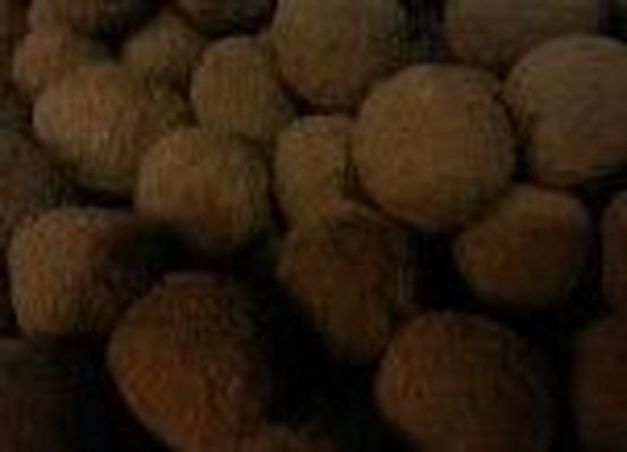Venta de bombones en San Sebastian