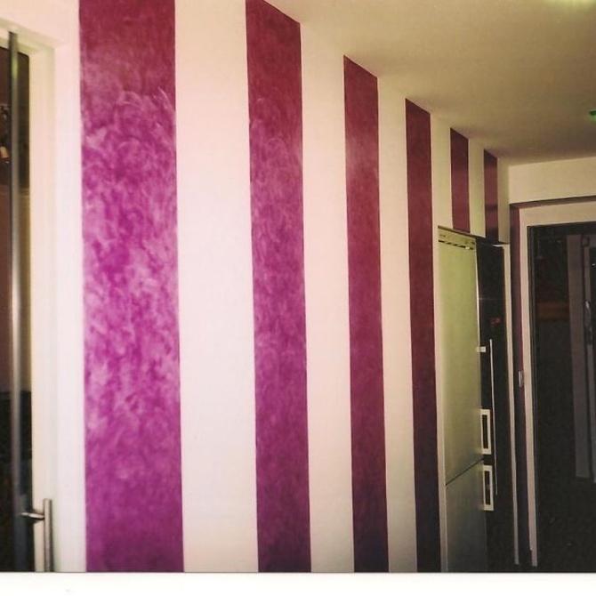 Ventajas de usar papel pintado