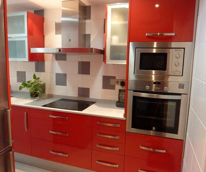 Muebles de cocina en Martorell